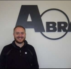 Customer Service Manager Matt Goode in ABRA at Asheville Ford