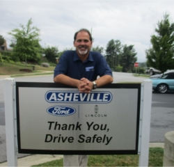 Sales Professional Nick Caminiti in Sales at Asheville Ford