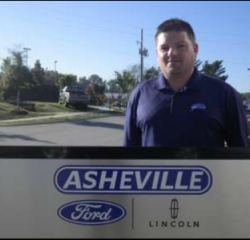 Parts Manager Rick  Farren in Managers at Asheville Ford