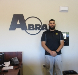 Customer Service Representative Shawn Nour in ABRA at Asheville Ford