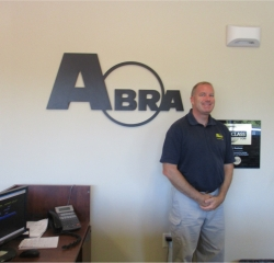 Customer Service Representative Terry Mcmahan in ABRA at Asheville Ford
