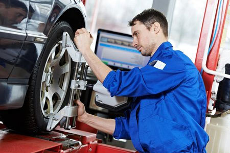 Coupon for Two Wheel Alignment $39.95