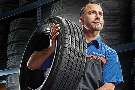 Coupon for Tire Special Up to $130 Off a Set of 4 Tires