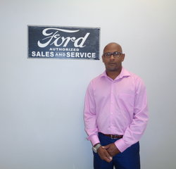 Finance Manager Allexis Bryant in Managers at Anderson Ford