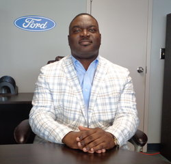 General Manager Cedrick West in Managers at Anderson Ford