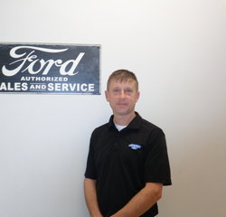 Sales Professional Brandon Massey in Sales at Anderson Ford
