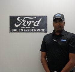 Sales Professional John Wesley in Sales at Anderson Ford