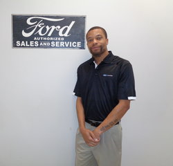 Sales Professional Master Howard in Sales at Anderson Ford