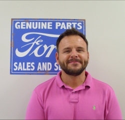 Sales Professional Shane Lear in Sales at Anderson Ford