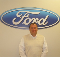 Pre-Owned Manager Steve Townsend in Managers at Anderson Ford