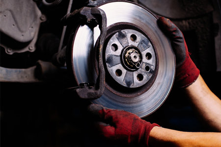 Coupon for $25 Off Per Axle Brake Job