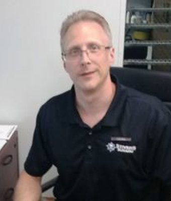 Parts Manager Dale Way in Parts at Stivers Decatur Subaru