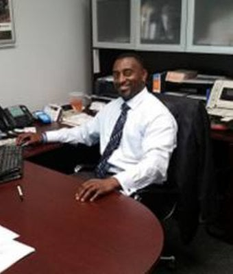 Finance Manager Linnex Hines in Finance at Stivers Decatur Subaru