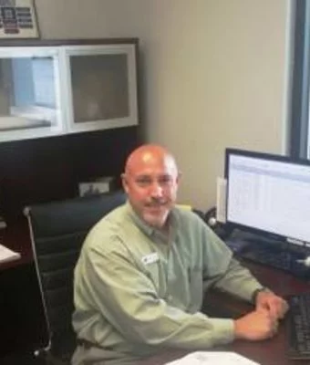 FIXED OPERATIONS DIRECTOR Mark Thompson in Service at Stivers Decatur Subaru