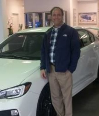 Internet Sales Brian Traynor in Sales at Stivers Decatur Subaru