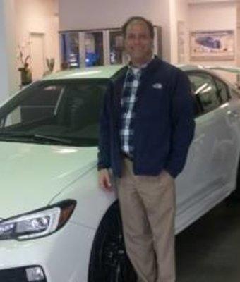 Internet Sales Brian Traynor in Sales at Stivers Decatur Subaru