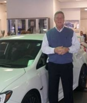 Sales and Leasing Dave Ashbaugh in Sales at Stivers Decatur Subaru