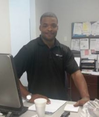 Parts Consultant Cory Atwater in Parts at Stivers Decatur Subaru