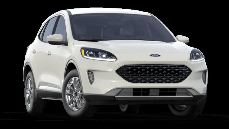2021 Ford Escape SE Trim