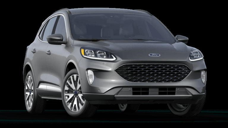 2021 Ford Escape Titanium Trim