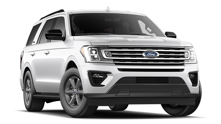 2021 Ford Expedition XL STX Oxford White