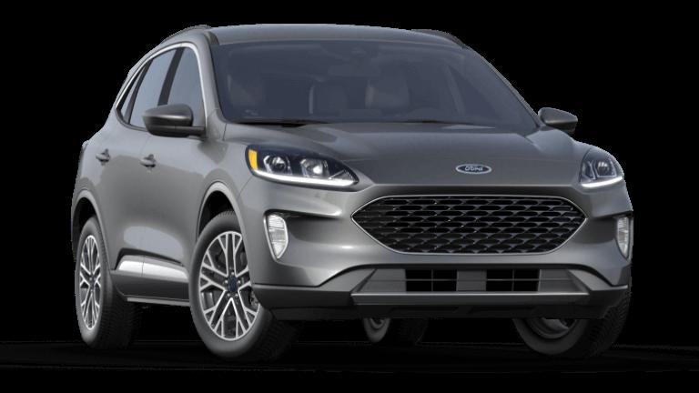 2021 Ford Escape SEL Carbonized Gray