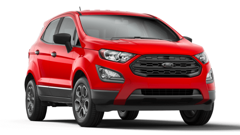 2021 Ford EcoSport S - Race Red