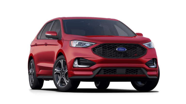 2020 Ford Edge ST - Rapid Red