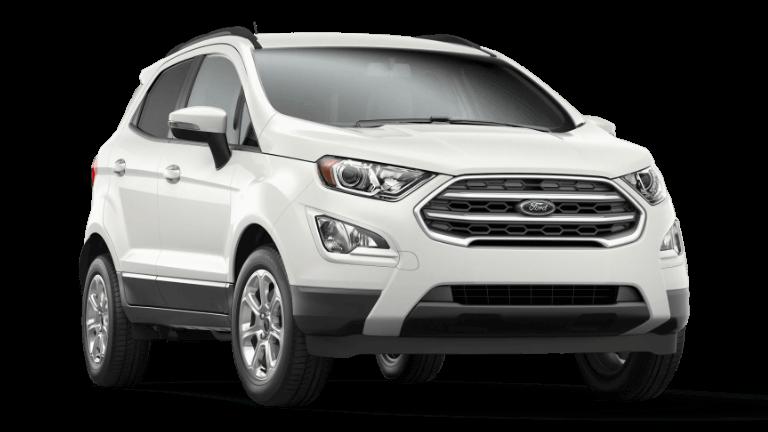 2021 Ford EcoSport SE - Diamond White
