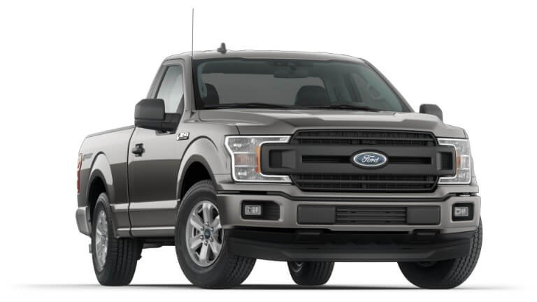 2020 Ford F-150 XL - Gold