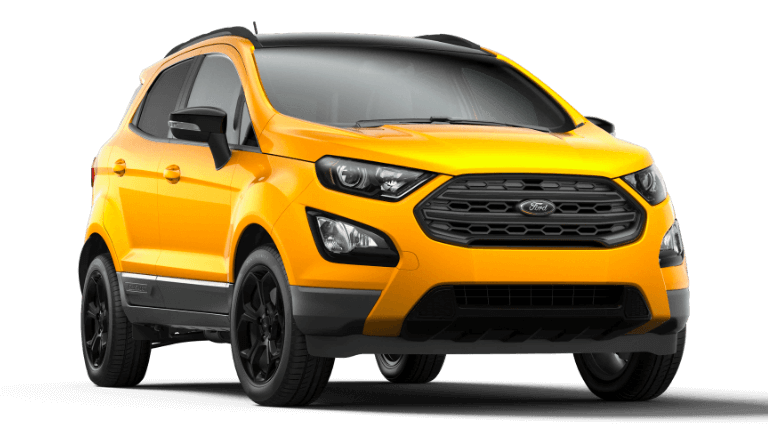 2021 Ford EcoSport SES - Luxe Yellow