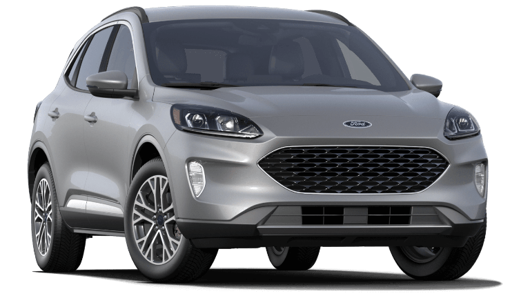 2020 Ford Escape SEL - Ignot Silver
