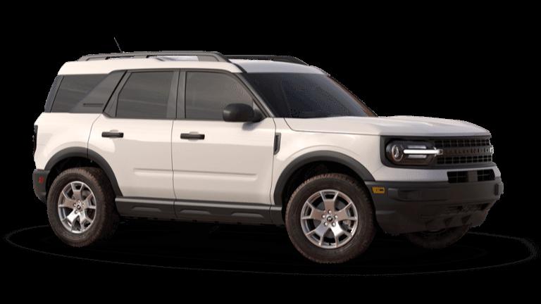 2021 Ford Bronco Sport Base - Oxford White