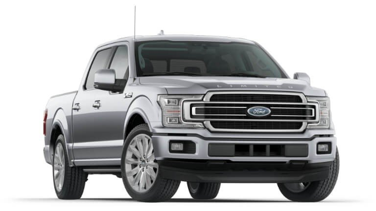2020 Ford F-150 Limited - Silver