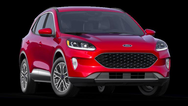 2021 Ford Escape SEL Trim