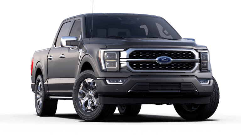2021 Ford F-150 King Ranch - Carbonized Gray