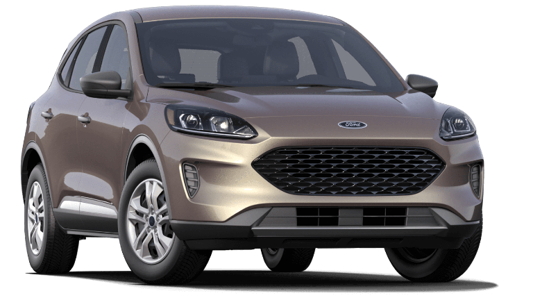 2020 Ford Escape S - Desert Gold