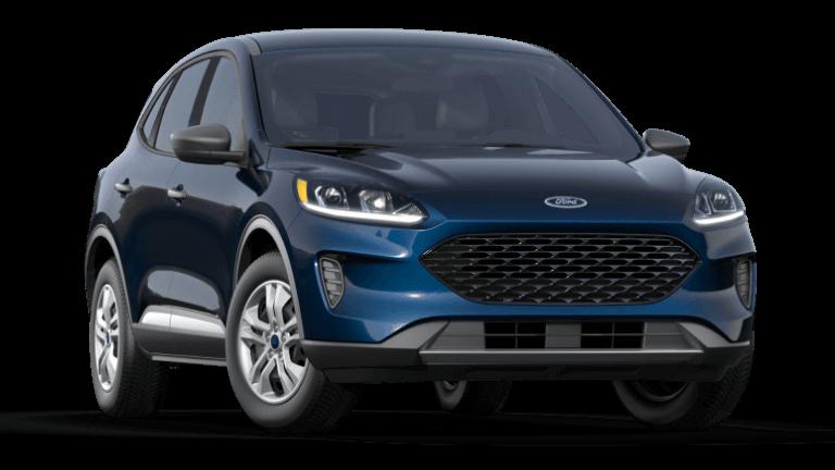 2021 Ford Escape S Trim