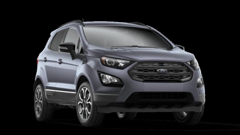 2020 Ford EcoSport SES - Smoke