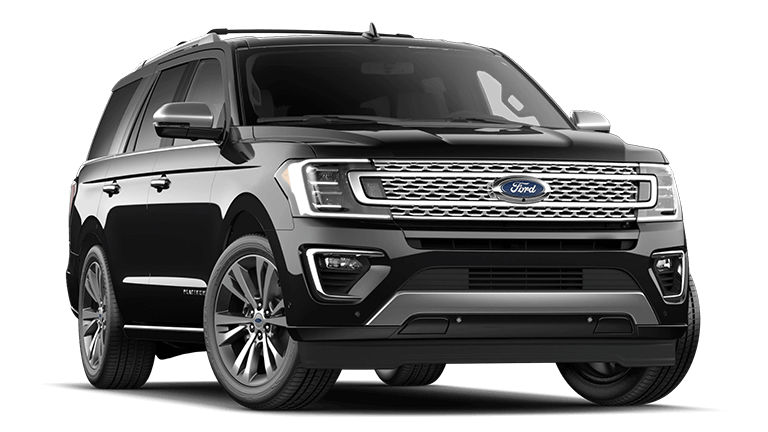 2021 Ford Expedition Platinum Agate Black