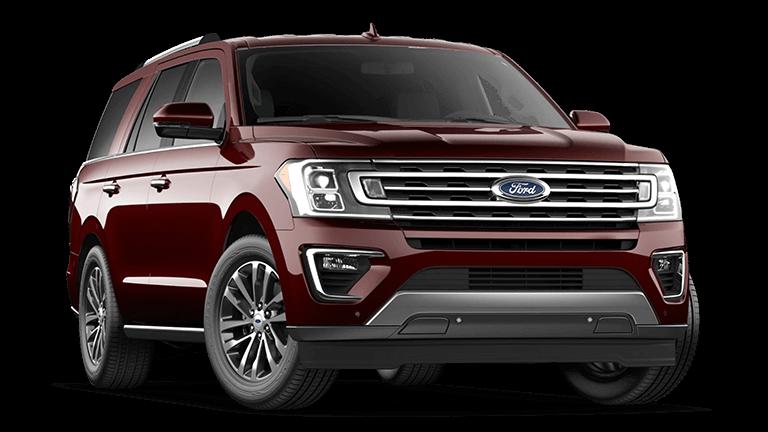 2021 Ford Expedition Limited Burgundy Velvet