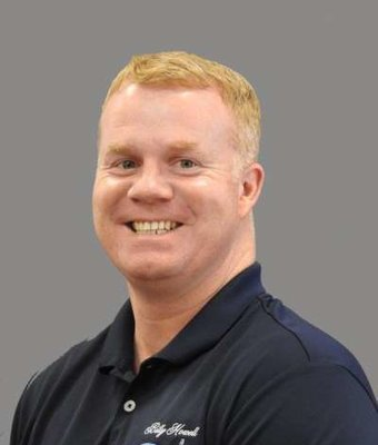 Sales Consultant Robert Jimerson in Sales at Billy Howell Ford Lincoln