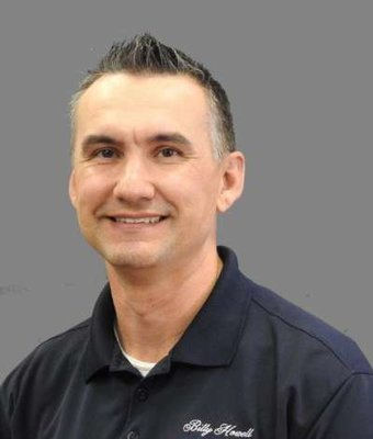 Parts Director Larry Waters in Sales at Billy Howell Ford Lincoln