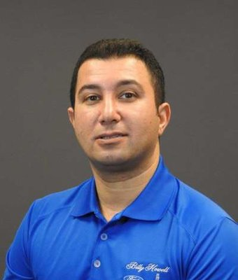 Sales Consultant Navid Khazeie in Sales at Billy Howell Ford Lincoln