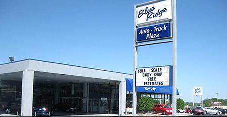 Blue Ridge Dealership