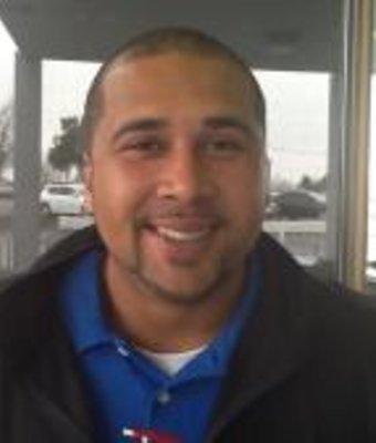 Sales Consultant Brooks Coleman in Sales at Blue Ridge Autos