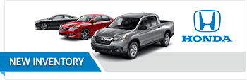 New hondas for sale at Duval Honda
