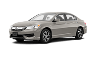 brand new silver honda accord for sale at our Jacksonville FL Honda dealership