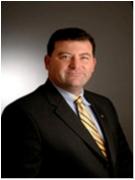 VP, Duval Motor Company Kevin Snyder in Admin at Duval Honda