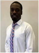 Sales Consultant Reggie Louissaint in Sales at Duval Honda